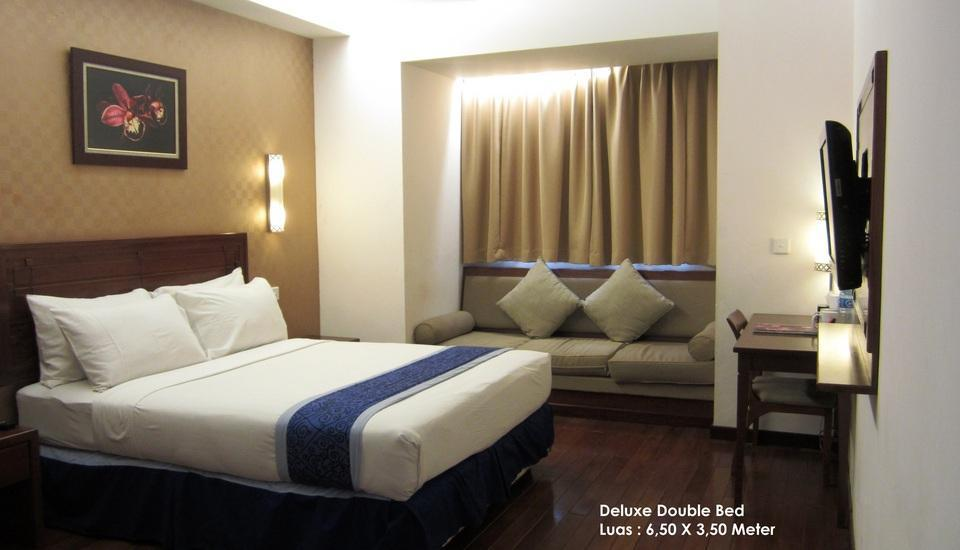 Grand Orchid Solo - Deluxe - with Breakfast Minimum Stay 2 Night
