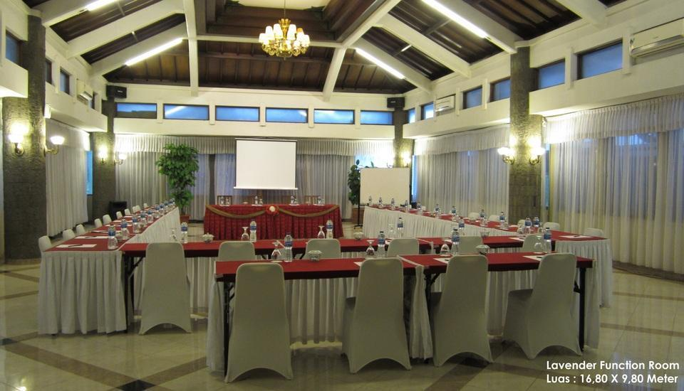 Grand Orchid Solo - Lavender Function Room