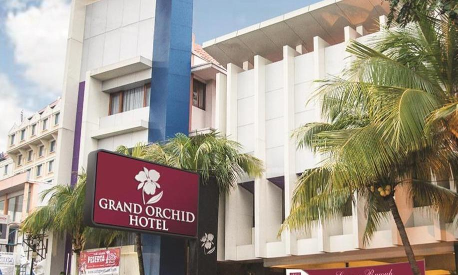 Grand Orchid Solo - Front Building