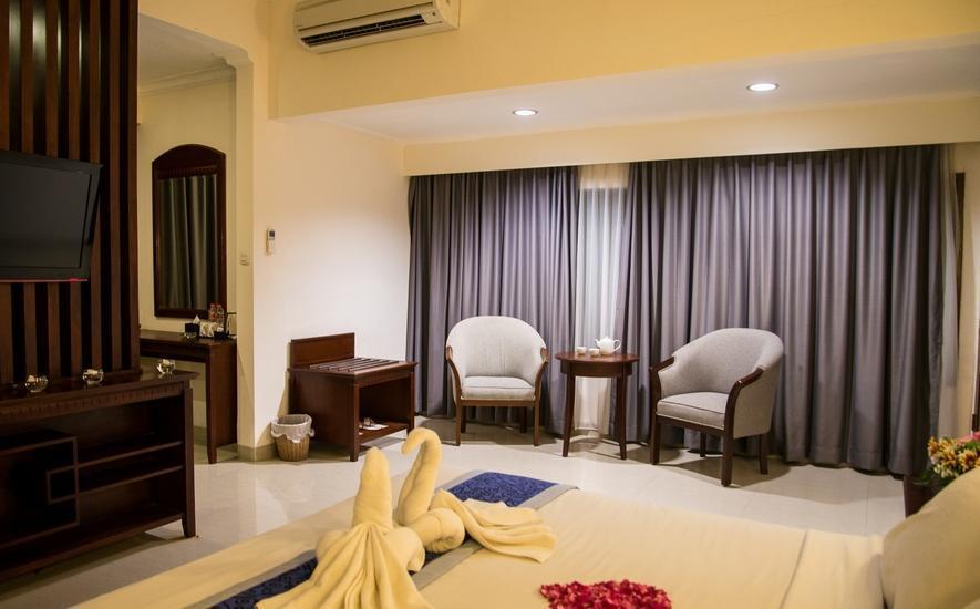 Grand Orchid Solo - Studio Suite Room