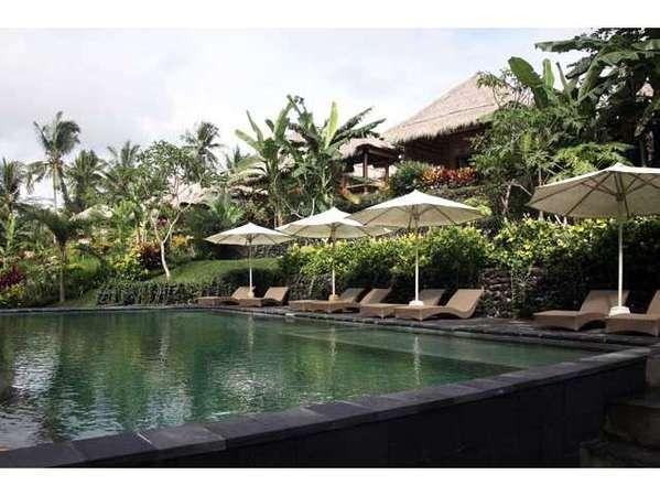 Puri Taman Sari Bali - Rice Terrace Pool