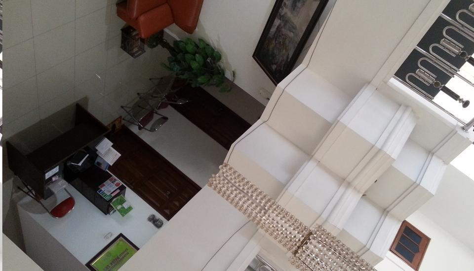 Homestay Kalijudan Surabaya - ruang tengah