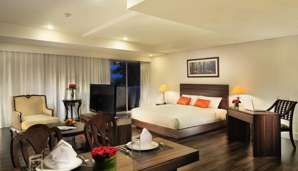 Delonix Hotel Karawang - Garden Wing Deluxe