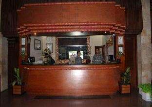 Hotel Nikki Bali - reception