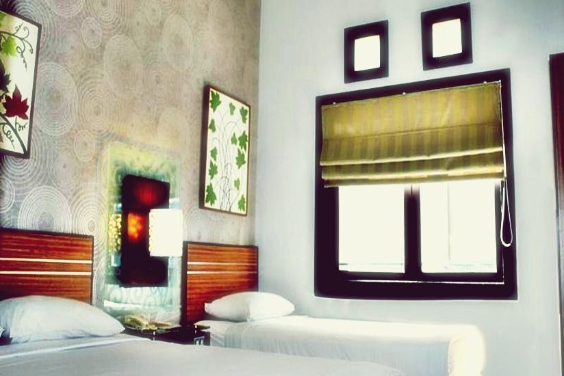 Hotel Nikki Bali - Superior Room (Twin or Double) Regular Plan
