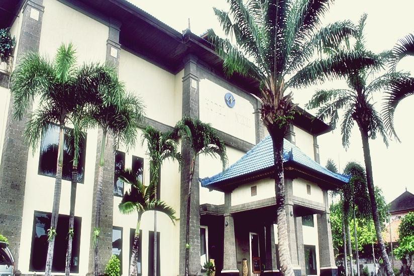 Hotel Nikki Bali - Tampilan Luar Hotel