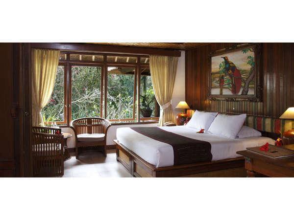 Tjampuhan Hotel Ubud - Superior Agung Room Last Minute 20% OFF !