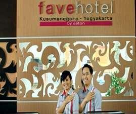 favehotel Kusumanegara - Reception
