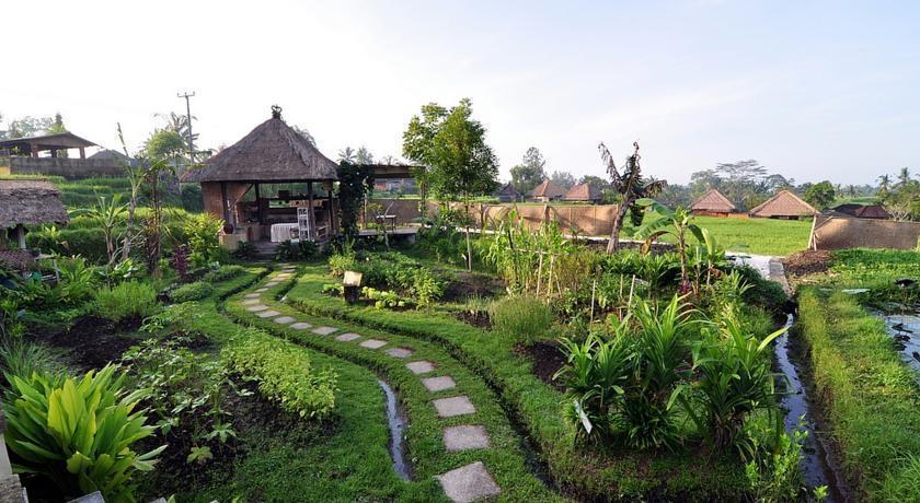 Wapa di Ume Bali - Front View