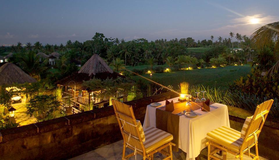 Wapa di Ume Bali - Main Restaurant