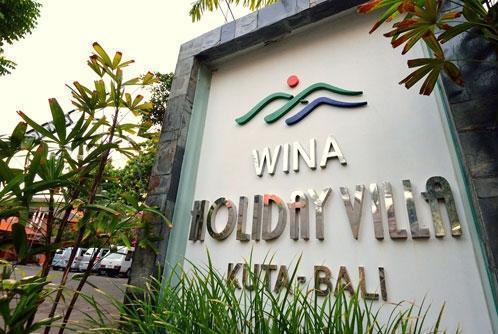 Wina Holiday Villa Bali - Tampilan Luar
