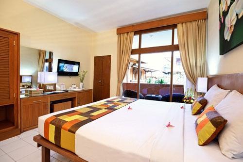 Wina Holiday Villa Bali - Ruang Tamu