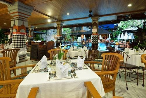 Wina Holiday Villa Kuta - Restaurant