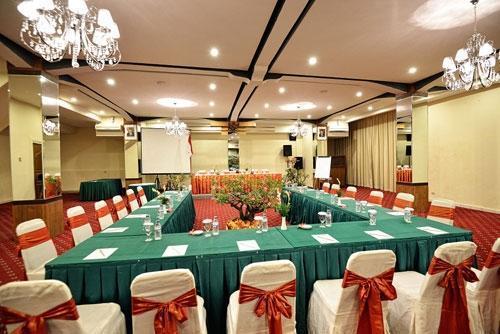 Wina Holiday Villa Bali - Ruang Pertemuan