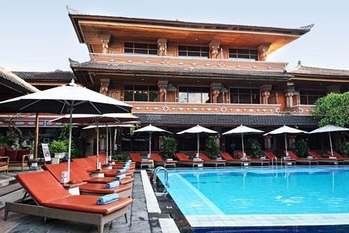 Wina Holiday Villa Kuta - Kolam Renang