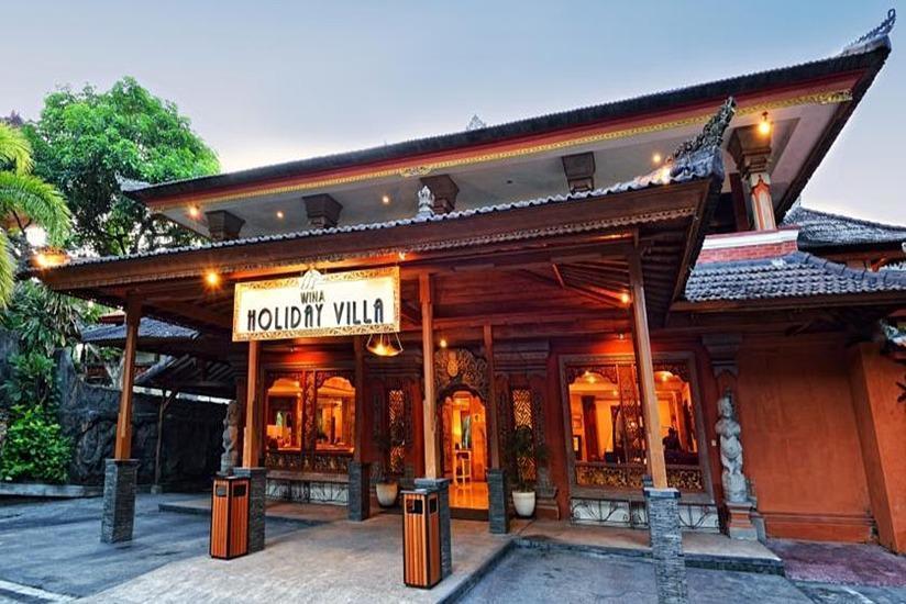 Wina Holiday Villa Bali - Exterior