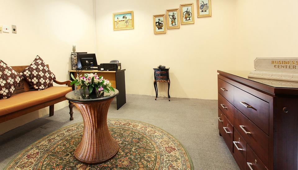 Hotel New Saphir Yogyakarta - Bussiness Centre