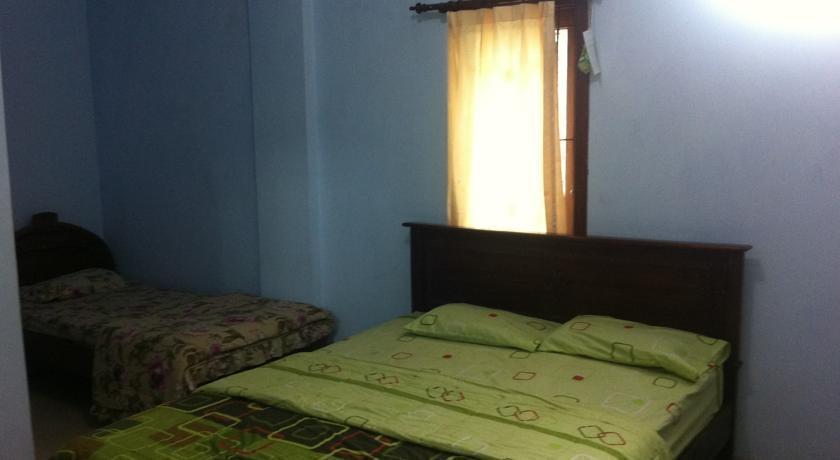 Wijaya Hotel Yogyakarta - Kamar Tamu