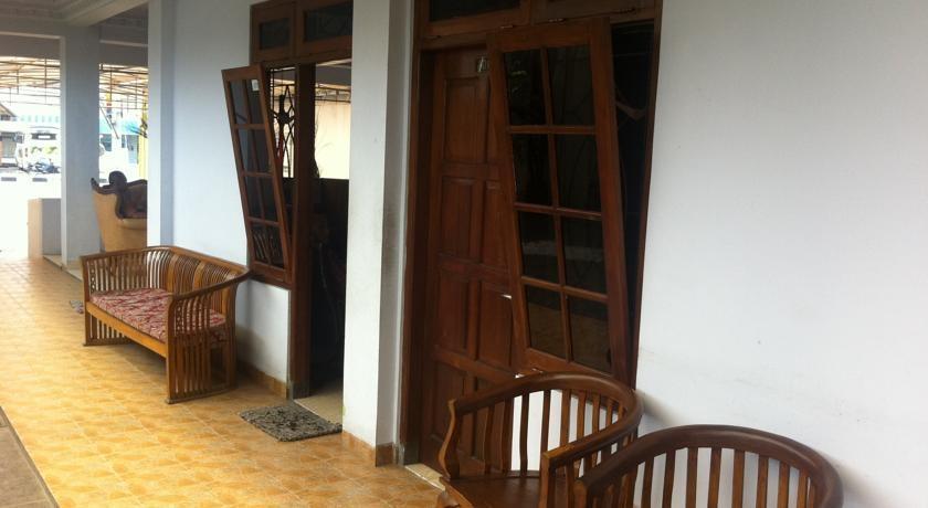 Wijaya Hotel Yogyakarta - Terrace