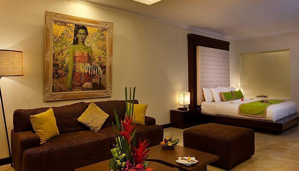 Kamuela Villas & Suites Sanur - Suite Room