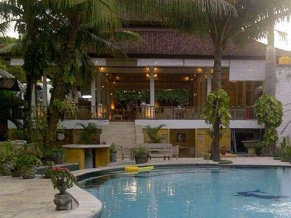 Jeje Resort Bali - Swimming Pool