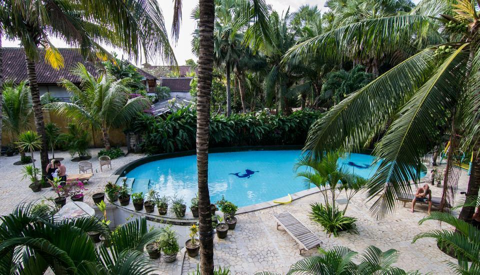 Jeje Resort Bali - Pool