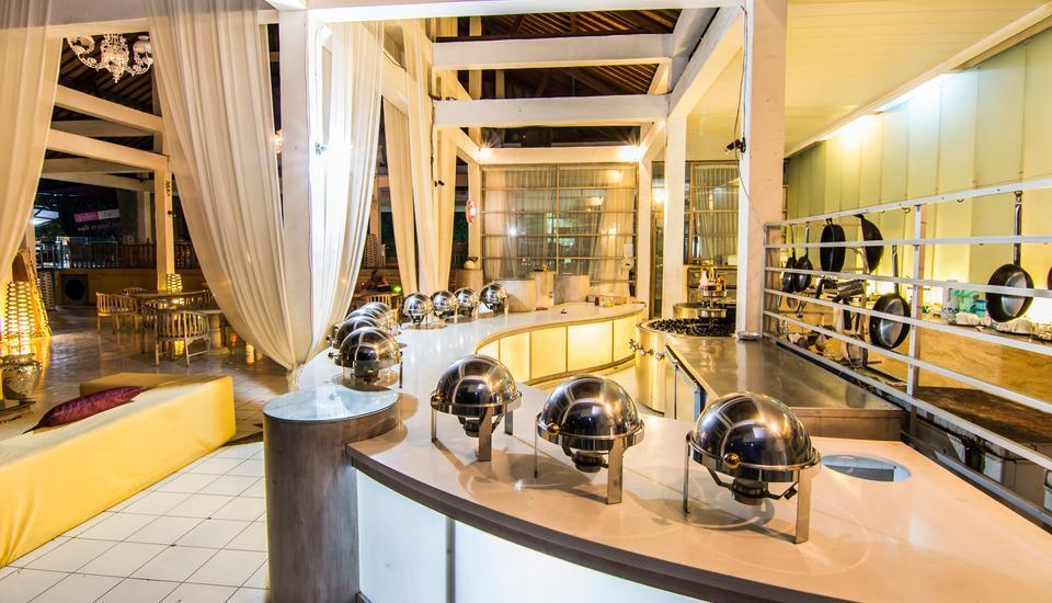 Jeje Resort Bali - Retaurant
