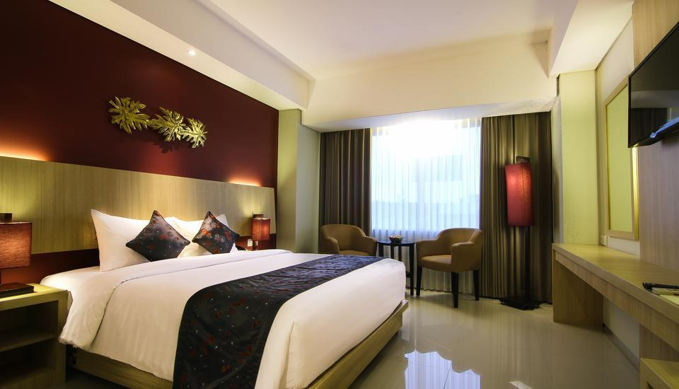 The Kana Kuta Hotel Bali - Kamar Deluxe Double