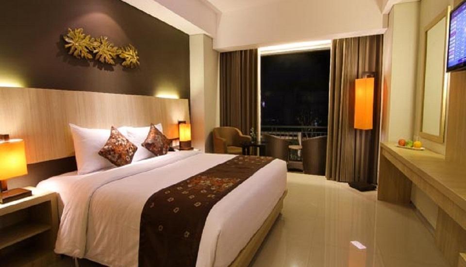 The Kana Kuta Hotel Bali - Deluxe Balcony