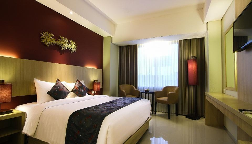 The Kana Kuta Hotel Bali - Deluxe Room Only Great Promotion Discount 52%