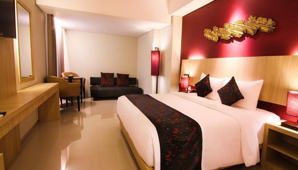 The Kana Kuta Hotel Bali - Kamar Executive
