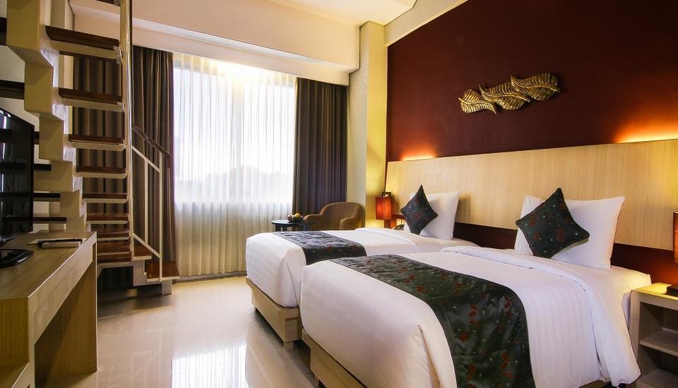 The Kana Kuta Hotel Bali - Family Duplex