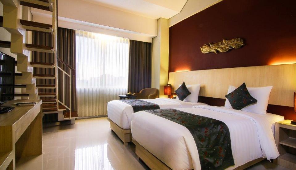 The Kana Kuta Hotel Bali - Family Duplex with Buffet Breakfast Regular Plan