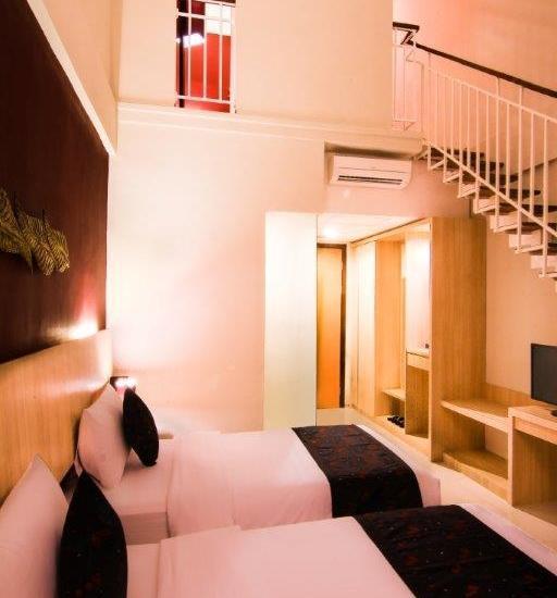 The Kana Kuta Hotel Bali - Kamar Keluarga Duplex