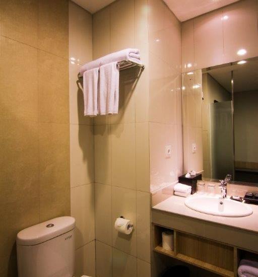 The Kana Kuta Hotel Bali - Toilet