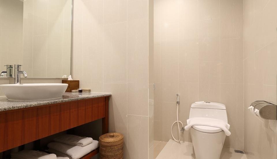 Turi Beach Resort Batam - Bathroom