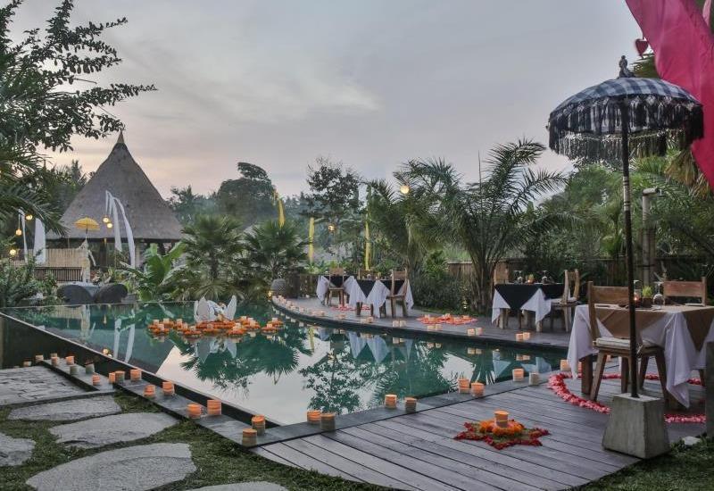 The Sankara Resort Bali - Pemandangan