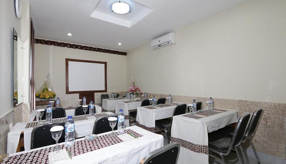 Hotel Mataram 1 Yogyakarta - Ruang Rapat