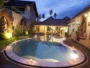 Sendok Hotel Lombok - Swimming Pool
