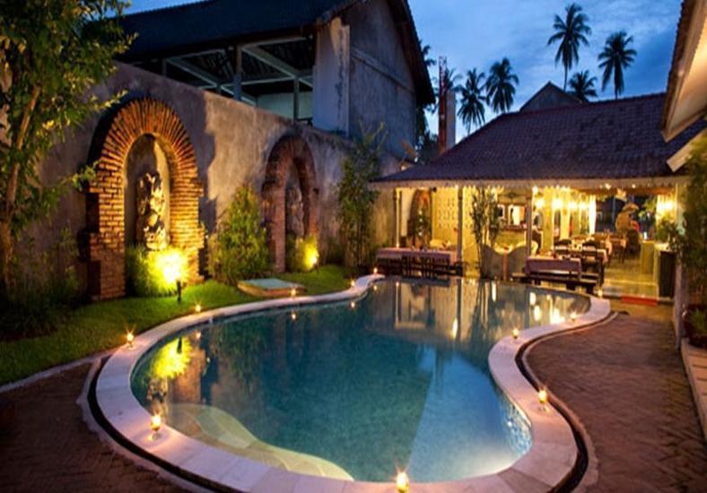Sendok Hotel Lombok - Pool