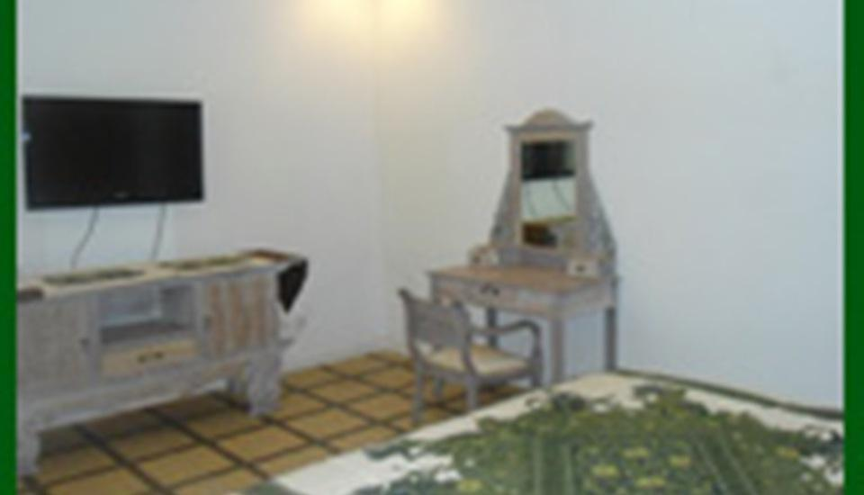 Sendok Hotel Lombok - room