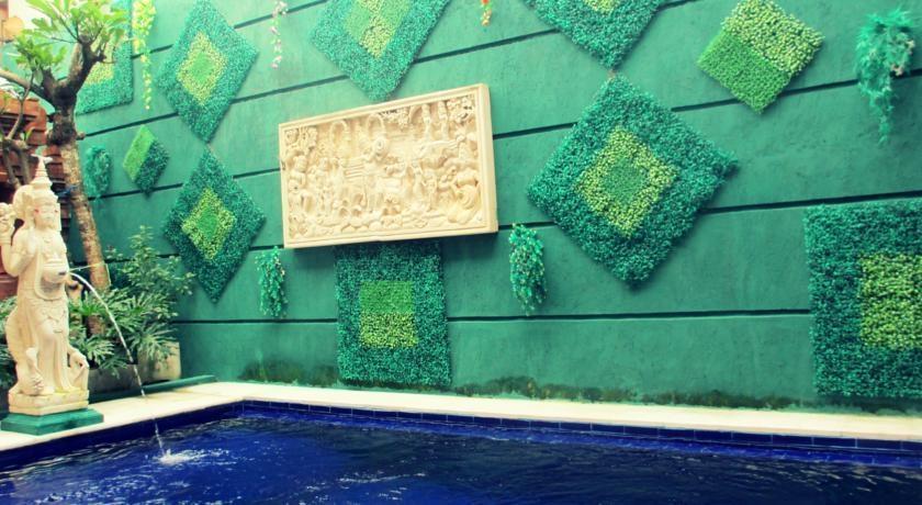 Agus Beach Inn Bali - Swimming Pool
