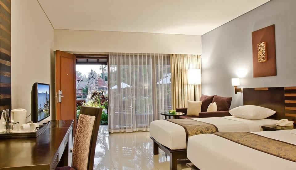 Bali Rani Hotel Bali - Deluxe Family Room