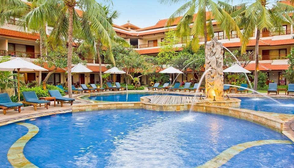 Bali Rani Hotel Bali - Swimming Pool