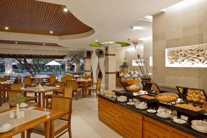 Bali Rani Hotel Bali - Restaurant / Buffet