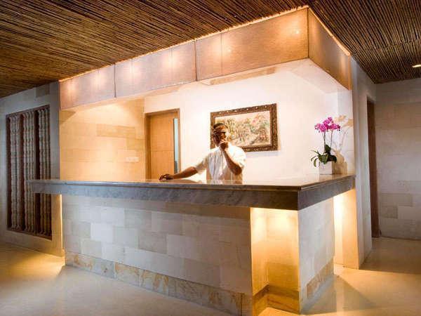 Rama Garden Hotel Bali - New Main Lobby
