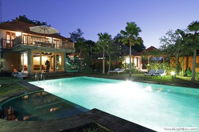 Ganesha Coral Reef Villas Bali - Swimming Pool