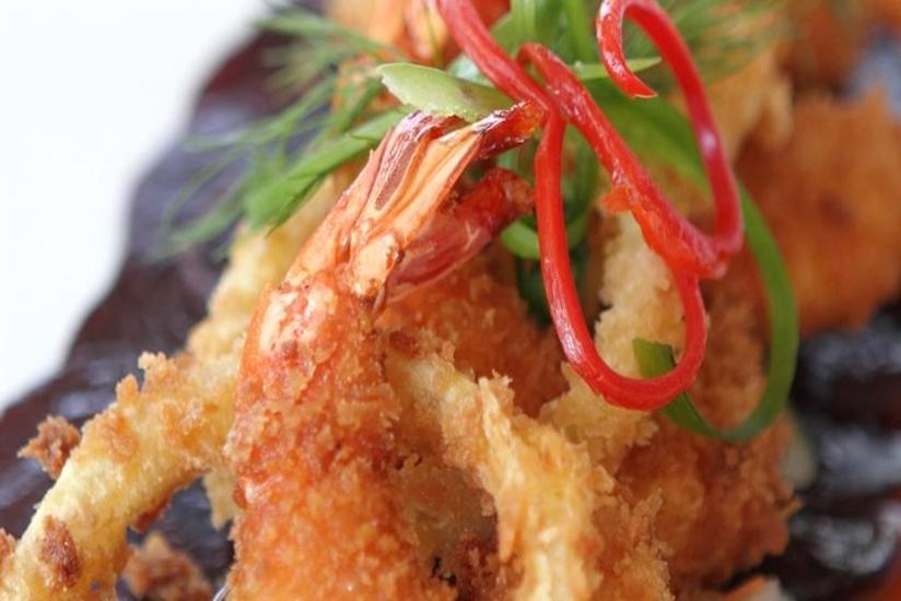 Ganesha Coral Reef Villas Bali - Food