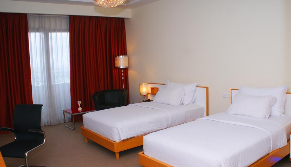 Merlynn Park Hotel Jakarta - Executive Twin With Breakfast (Minimum stay night) 5 Nights