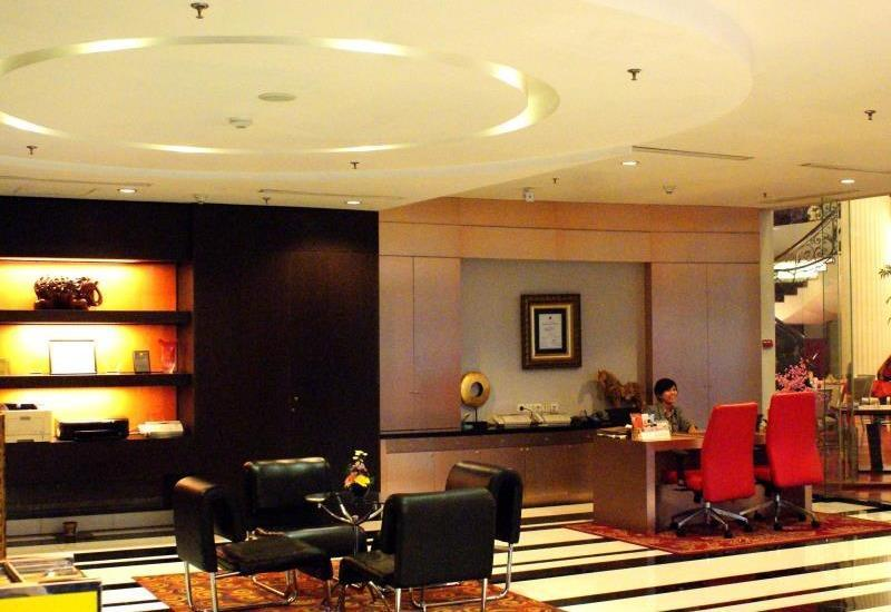 Merlynn Park Hotel Jakarta - Business Centre